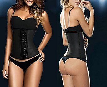 Latex Waist Training Corsets